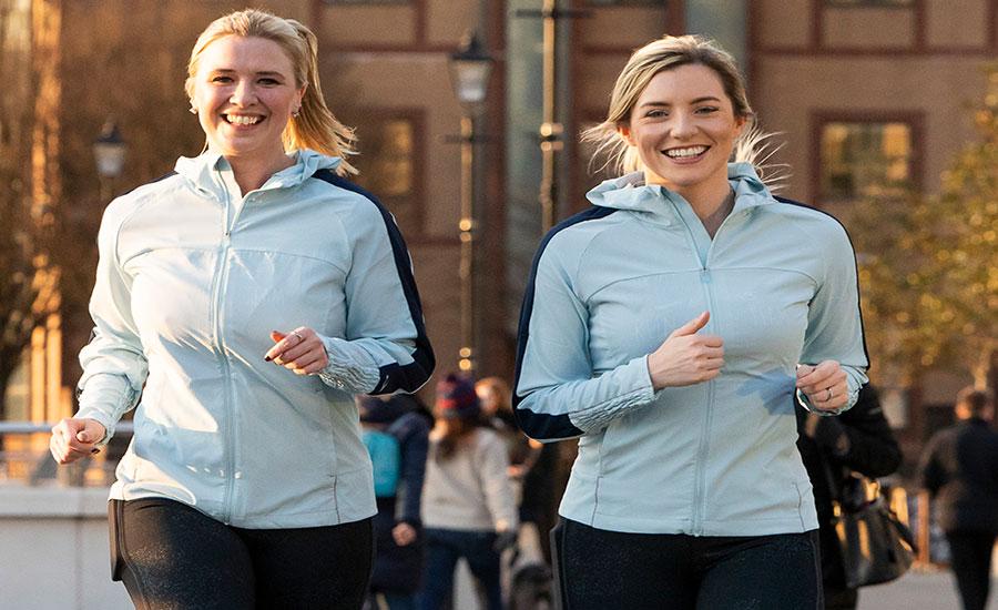 Why I Run: Anastasia Murphy & Ashley Fraser