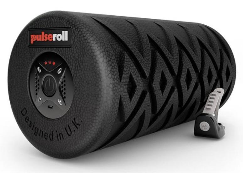 pulseroll vibrating foam roller review