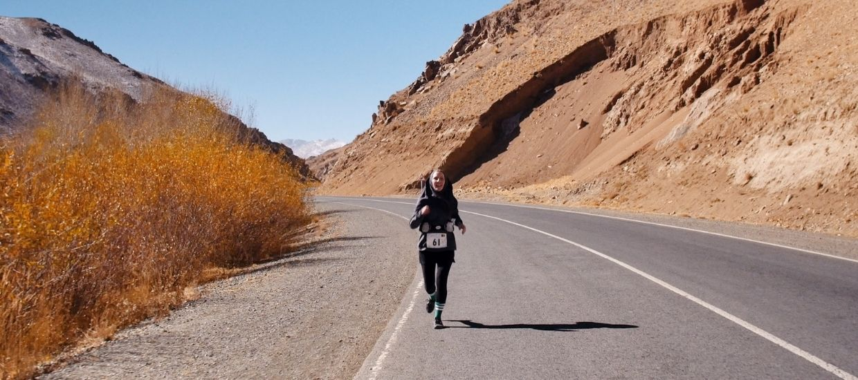 New film explores what it's like to be a female runner in Afghanistan