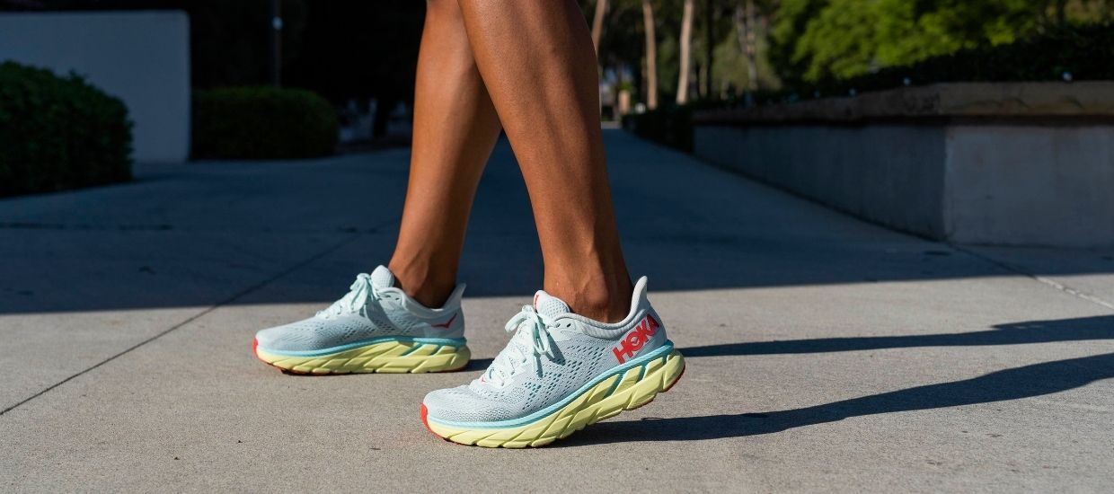 A fresh look at HOKA ONE ONE's best-selling style