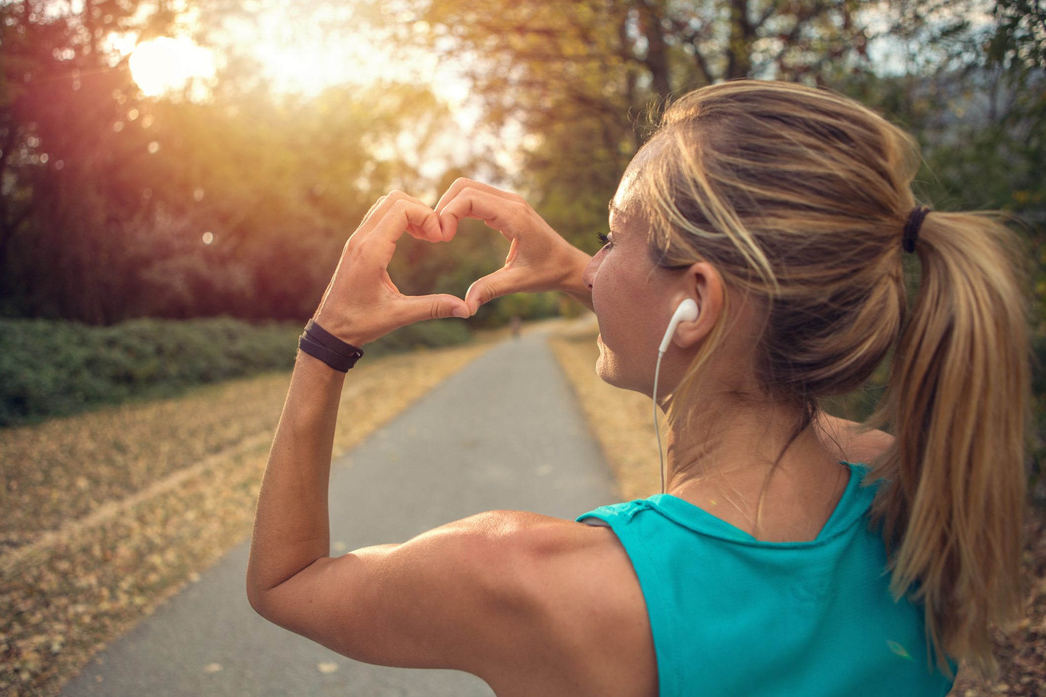 Valentine's Day ideas for running lovers