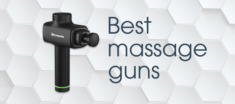 The best massage guns for runners