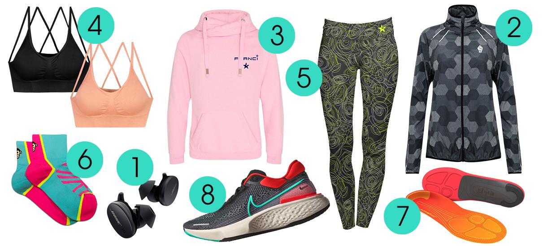 Essential women's running gear: Spring (March 2021)