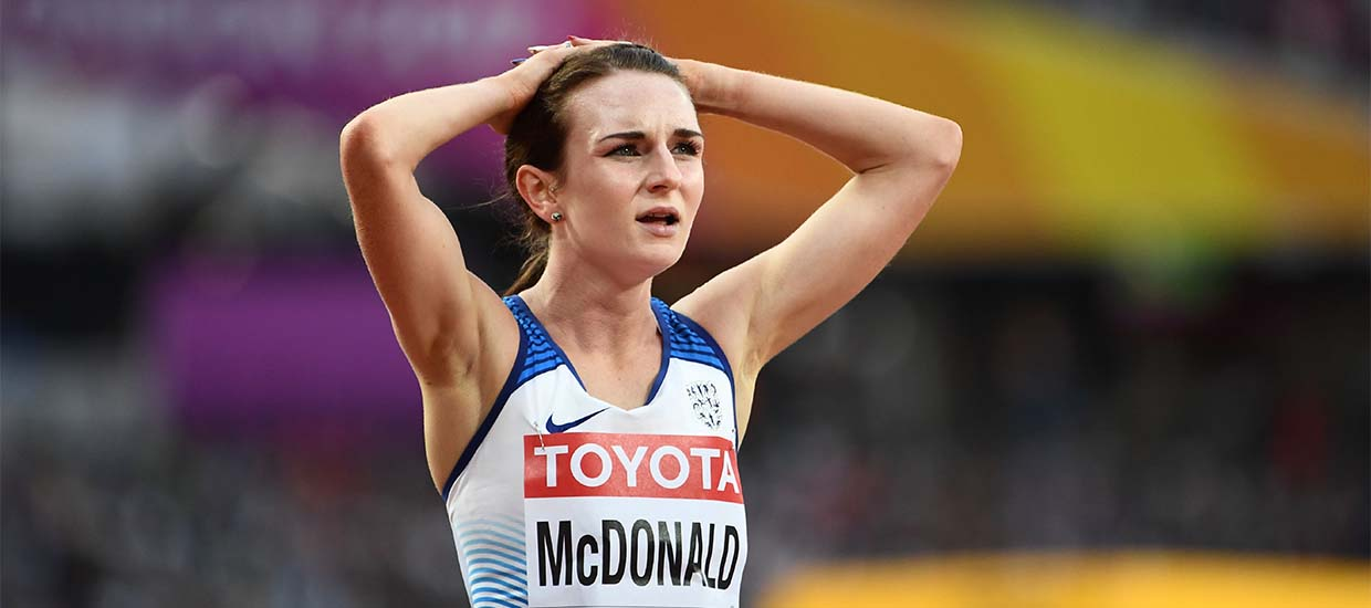 Team GB athlete Sarah McDonald assaulted while training for the Olympics