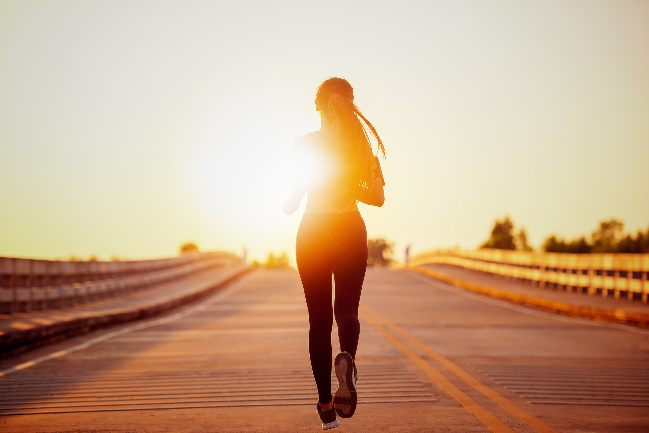 Why running in the morning could help you sleep better