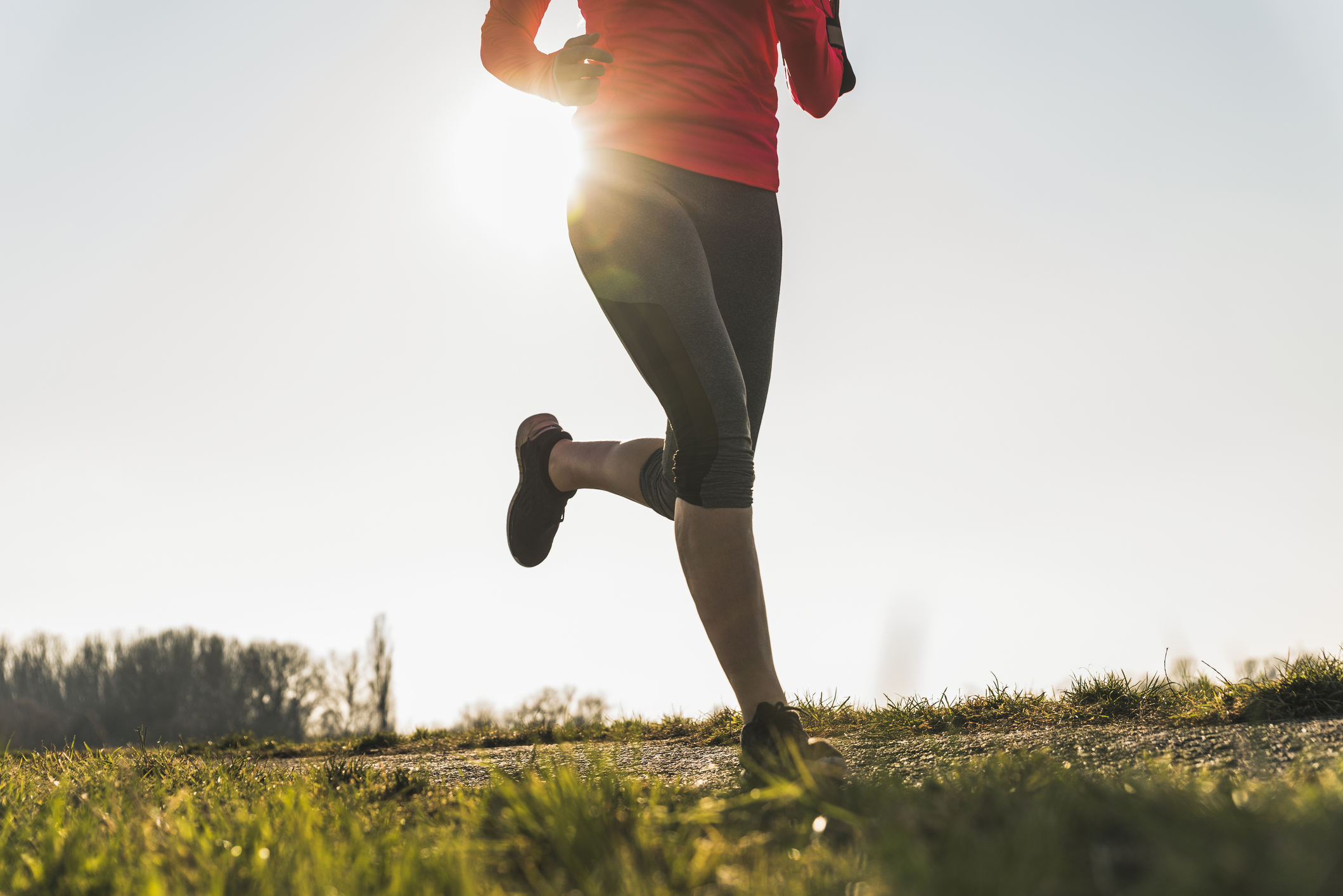 Female runner assaulted in Surrey