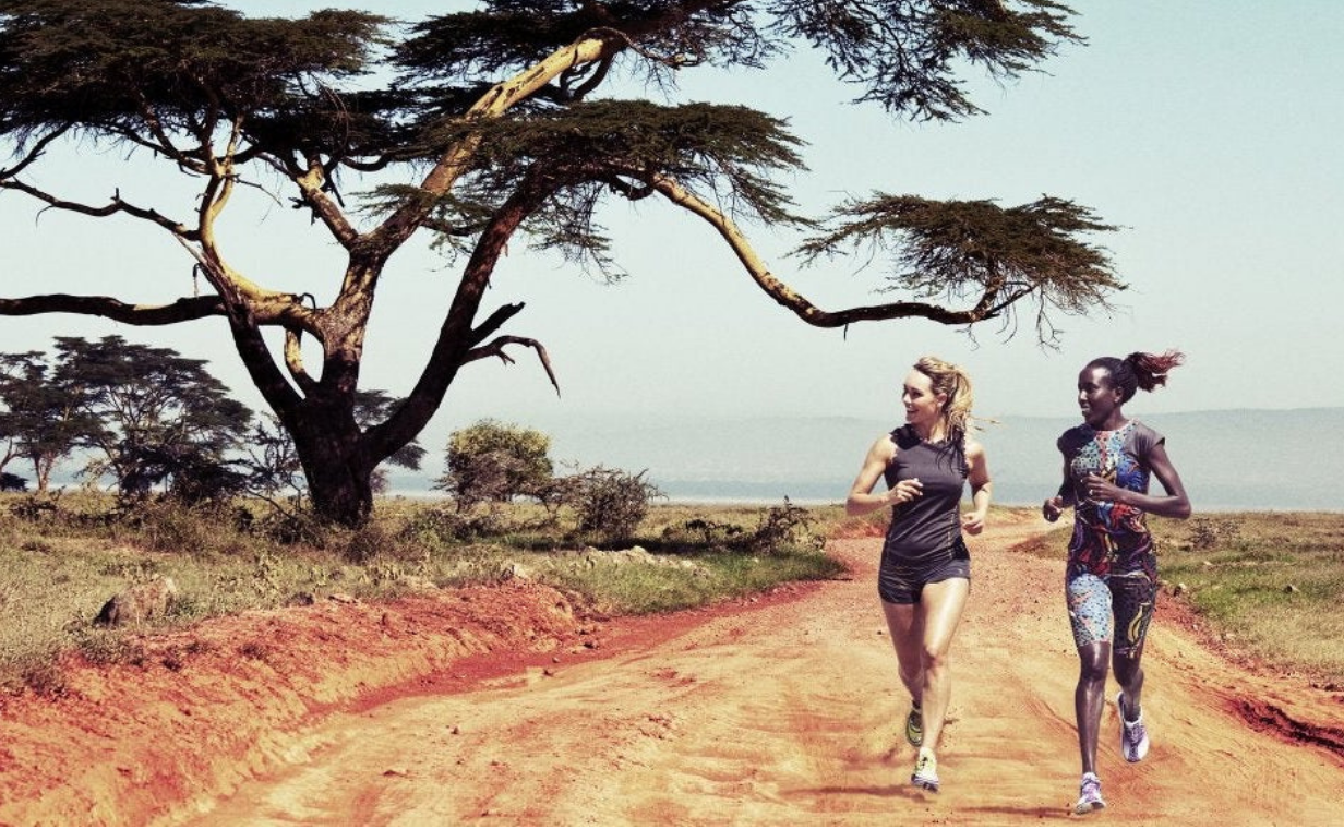 Run in the footsteps of Kenya's greatest runners