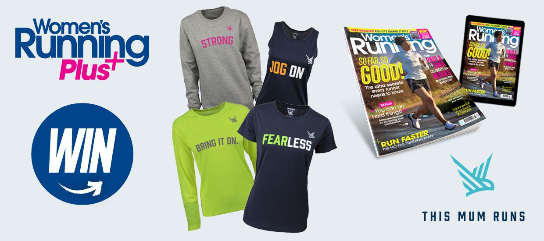 WIN a This Mum Runs bundle and a Women's Running Plus membership