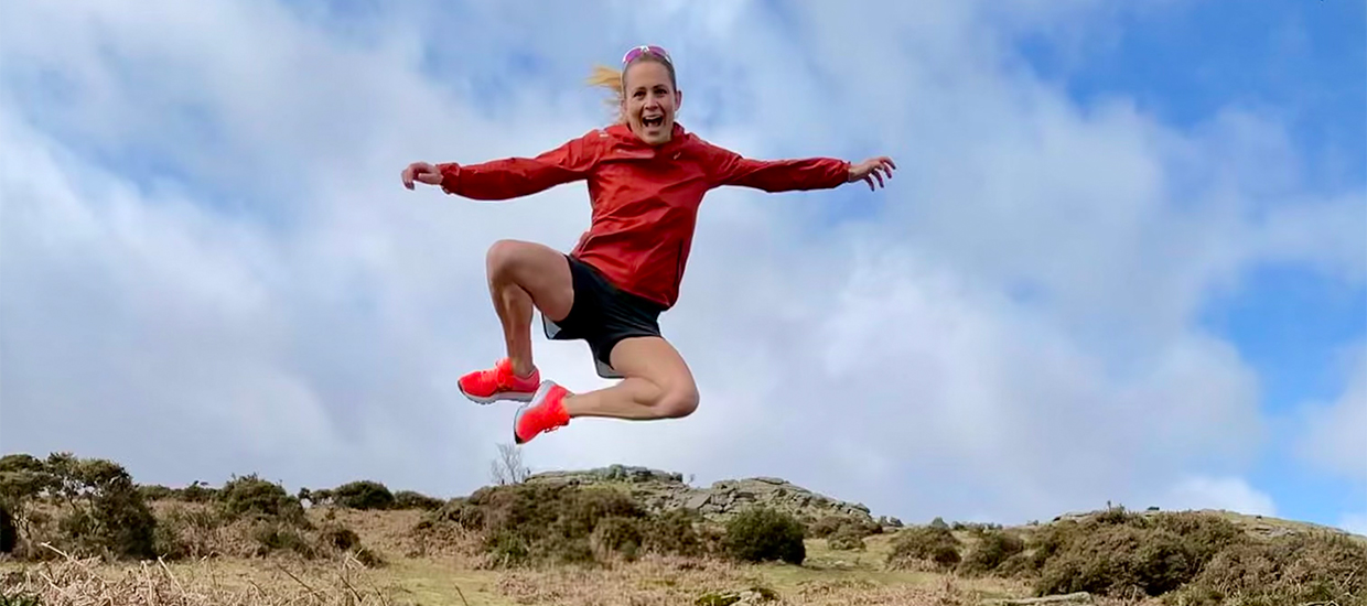 """""""When all else around me was failing, my running was there as something to cling to"""": Siân Longthorpe interview"""