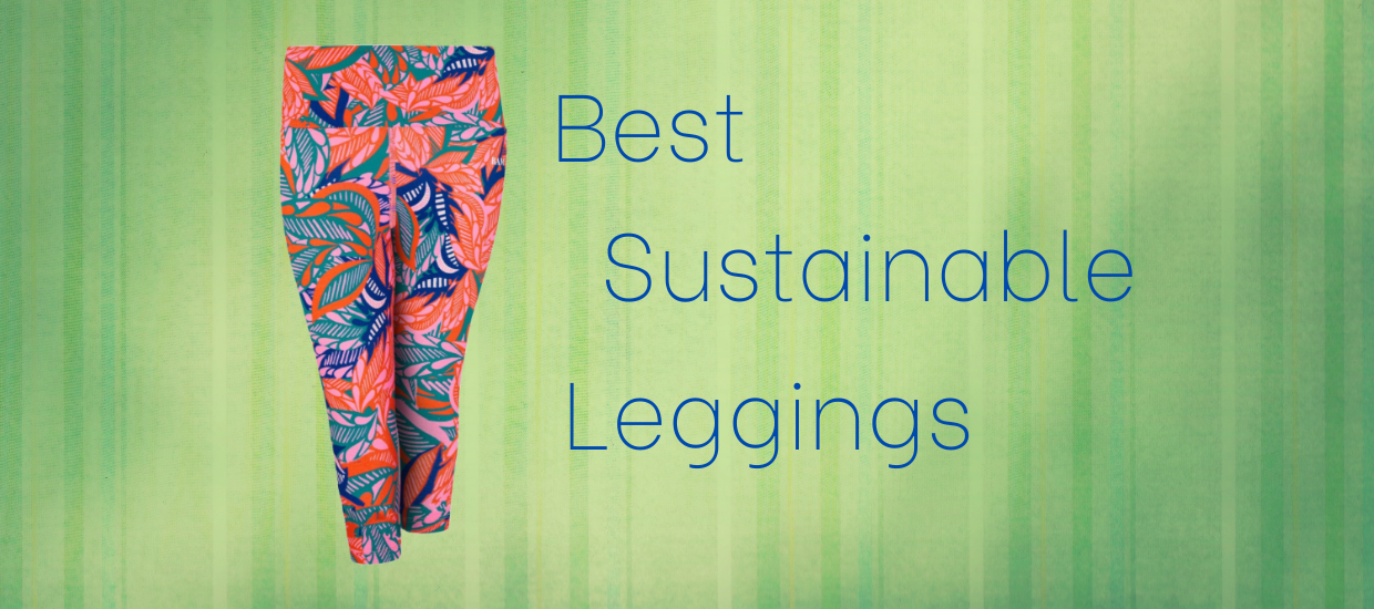 Best eco-friendly running tights