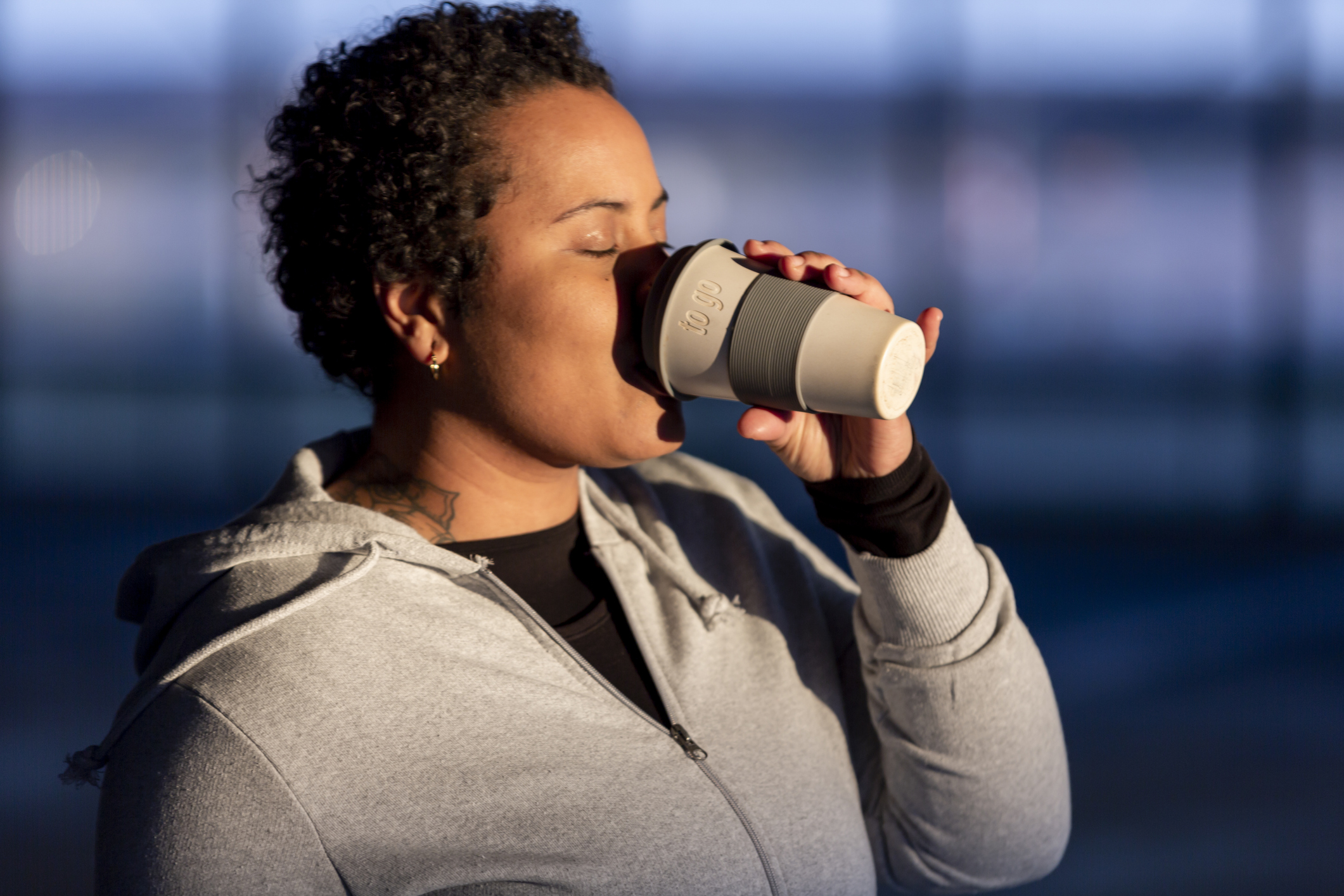 How your morning cuppa could help you recover faster