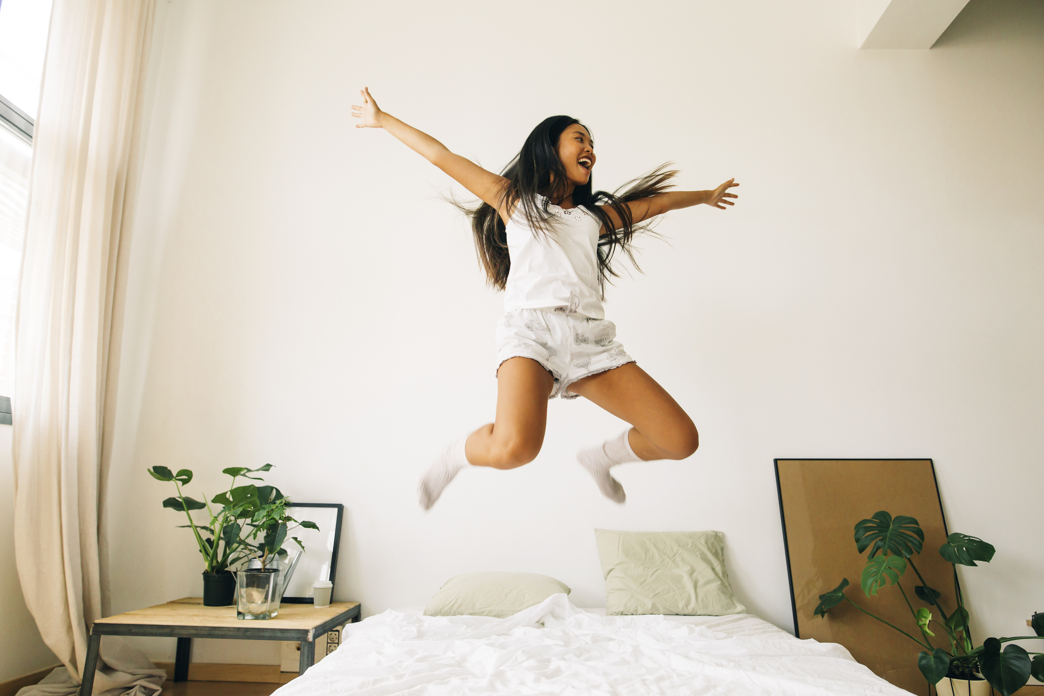 How to boost your energy when you'd rather go back to bed