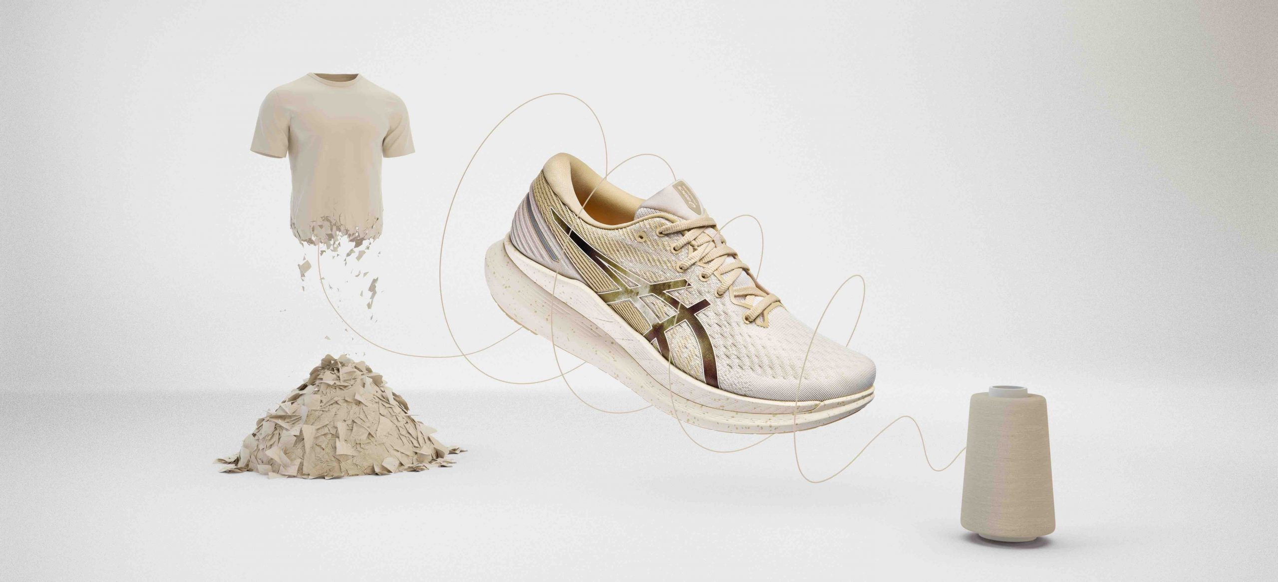 ASICS launch their most sustainable collection for Earth Day