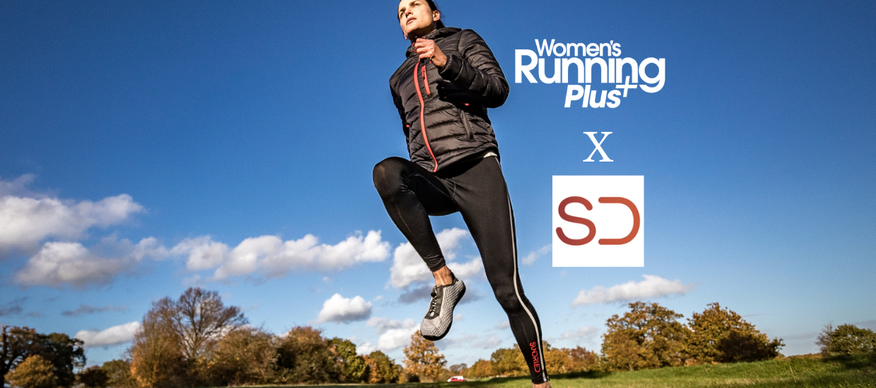 Women's Running Plus partners with Sundried