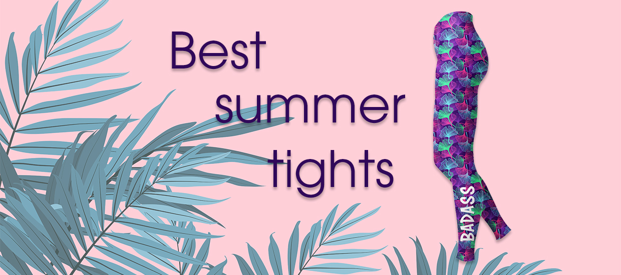 The best summer running tights and capris