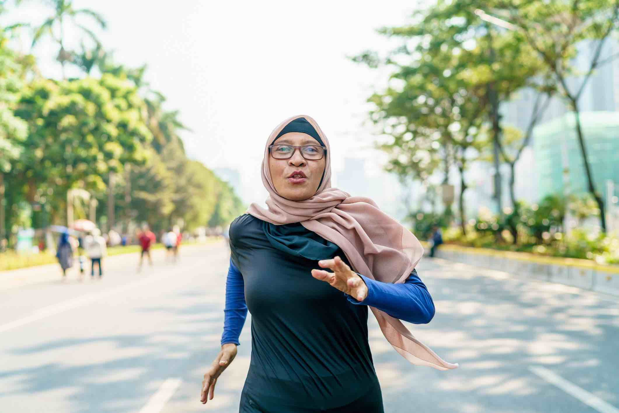 How to exercise safely during Ramadan