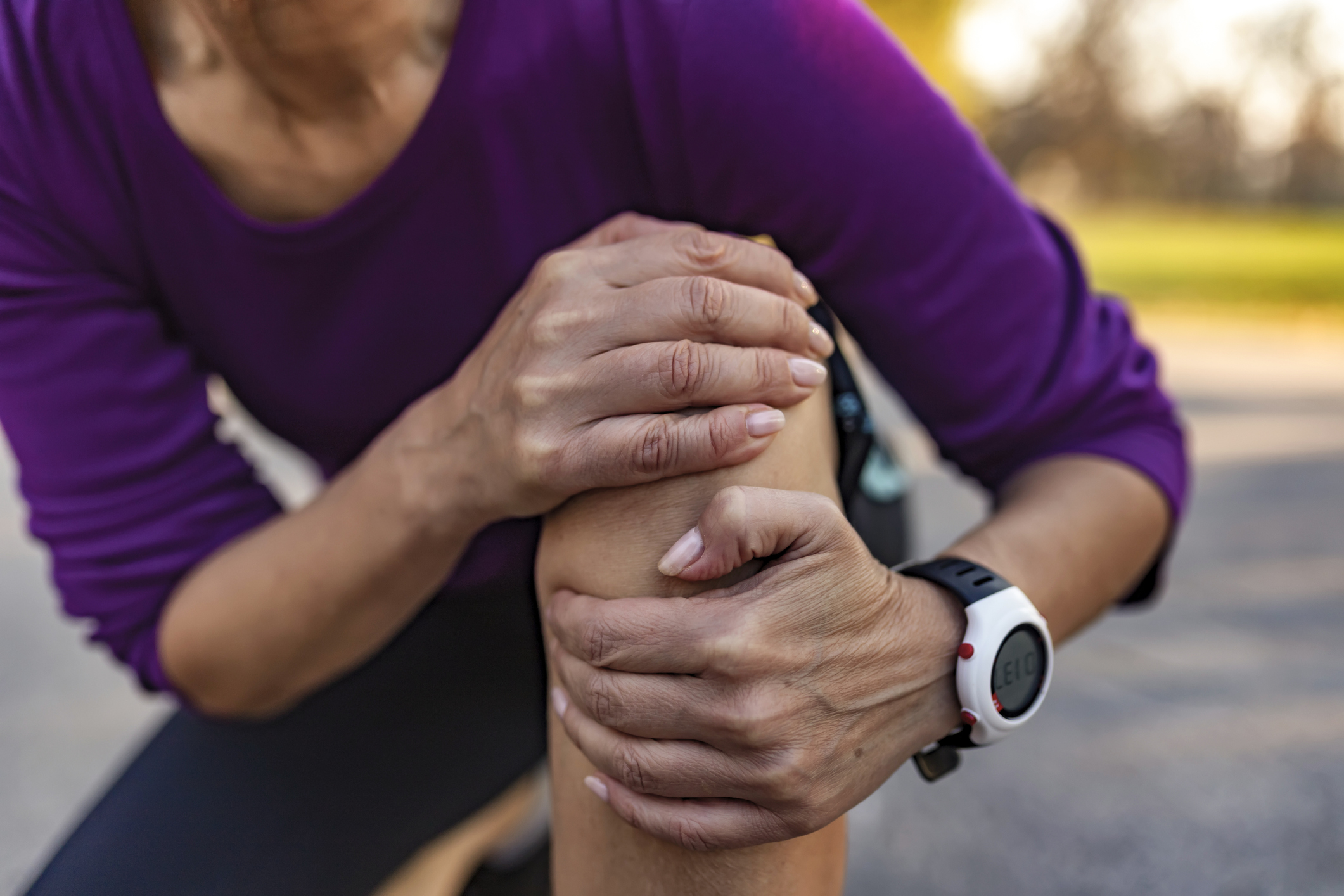 46% of recreational runners experience injury – here's what you can do about it