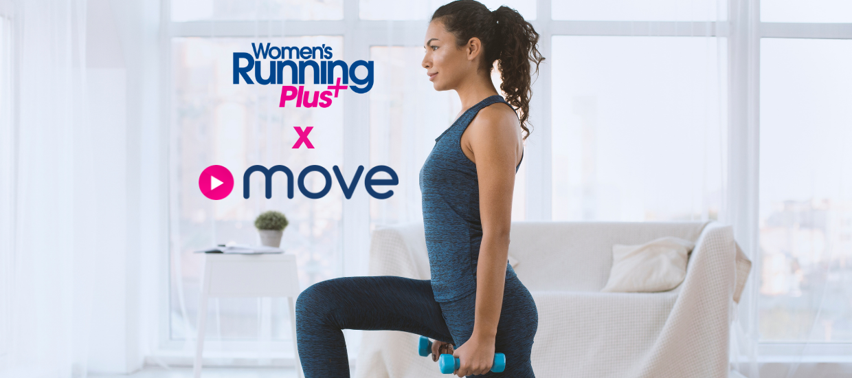 30 days of Move GB's 'Move at Home' FREE for members
