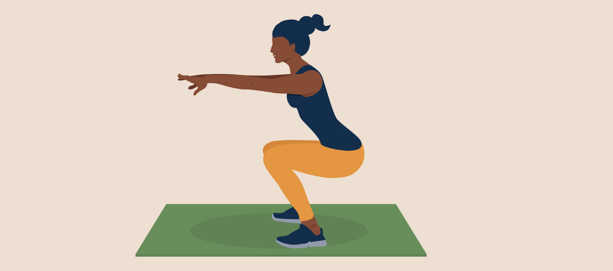 7 no-kit exercises for happy hamstrings and glutes