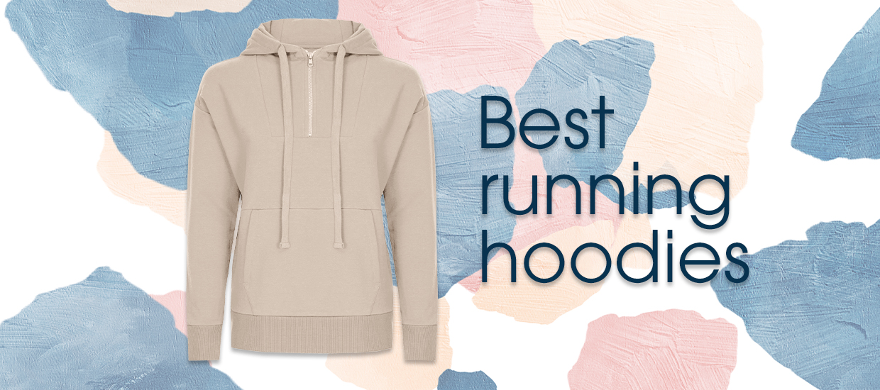 The best women's running hoodies and warm layers