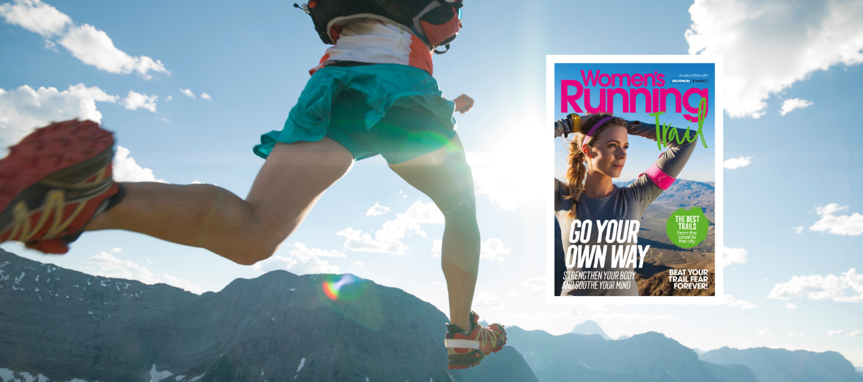 Sign up to the edit to get your free Trail Running mini magazine