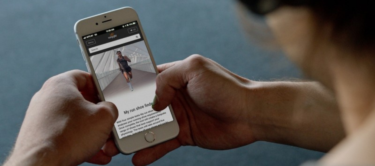 Now you can find your perfect shoe fit from home