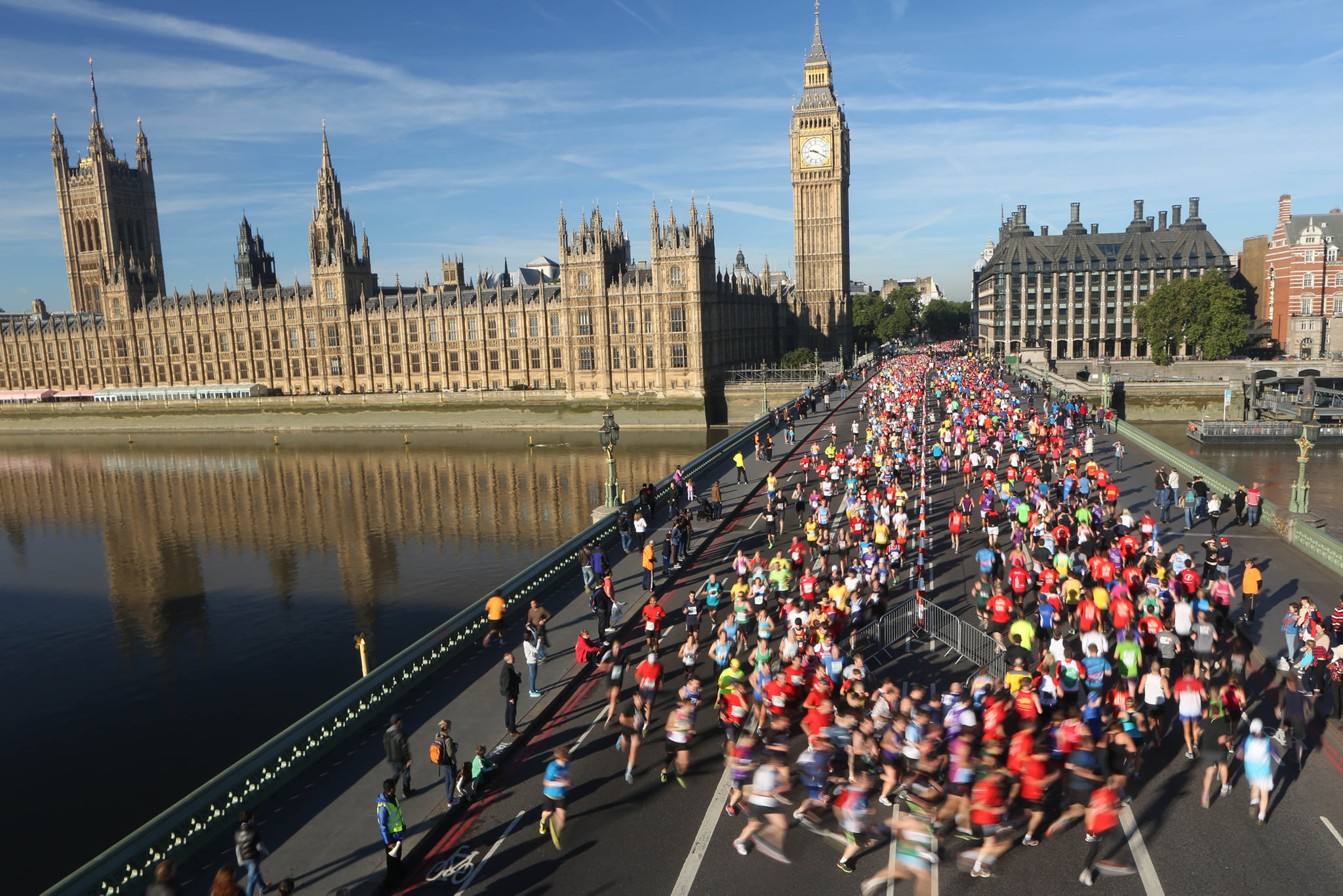 Royal Parks Half Marathon announces new route