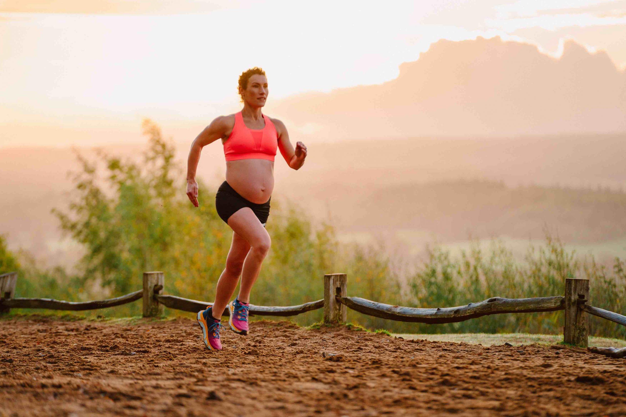 Mag sneak peek: A runner's guide to pregnancy