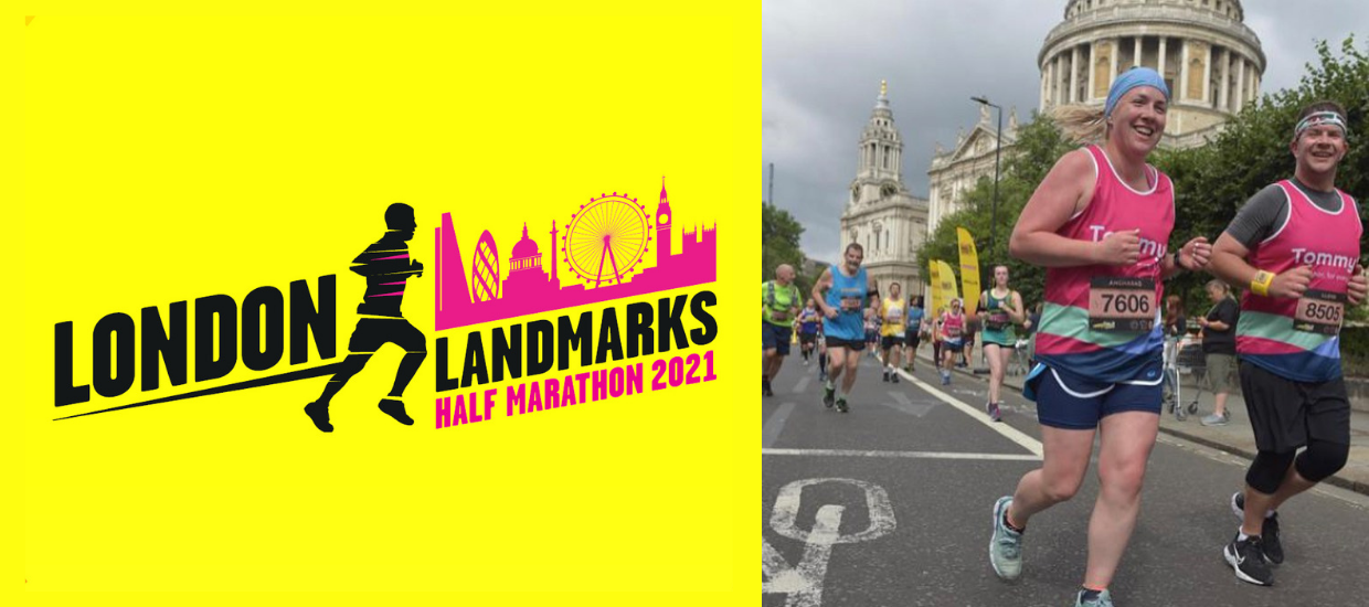 Meet the inspirational runners who took on one of the first real-life races since March 2020
