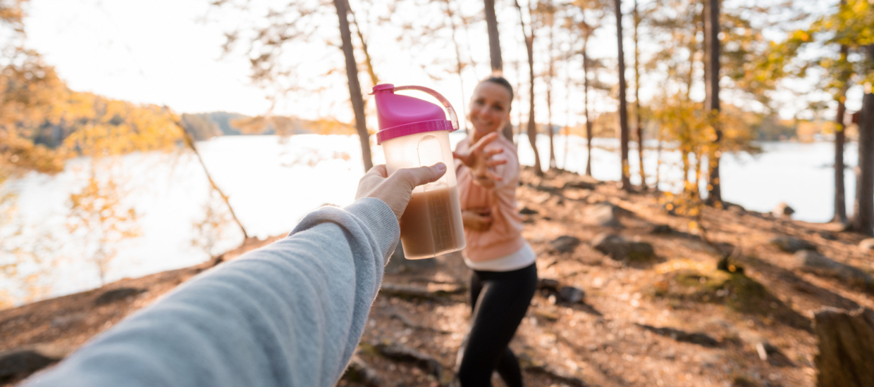 Why recovery nutrition is important for runners