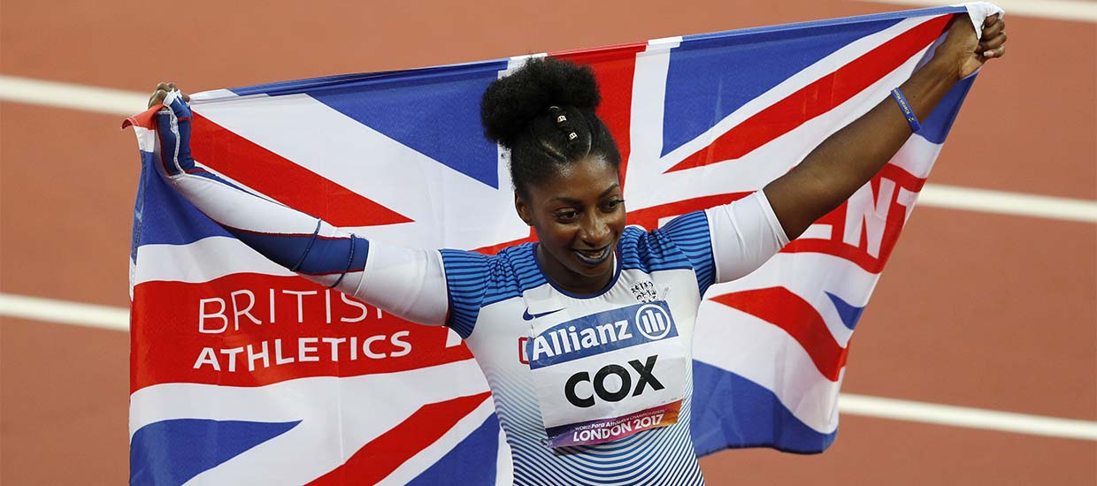 """""""I use every day as an opportunity to create change"""": Kadeena Cox MBE interview"""