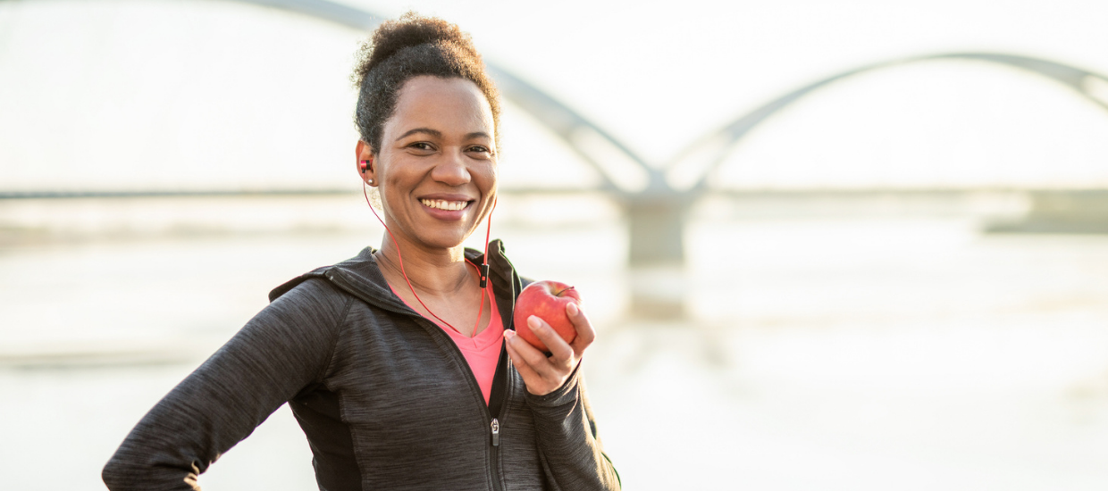 What to eat before a morning run
