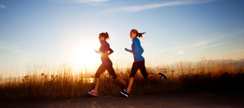 Autumn running made easy with Women's Running Plus