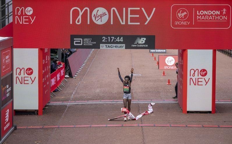 Photo: Thomas Lovelock for Virgin Money London Marathon