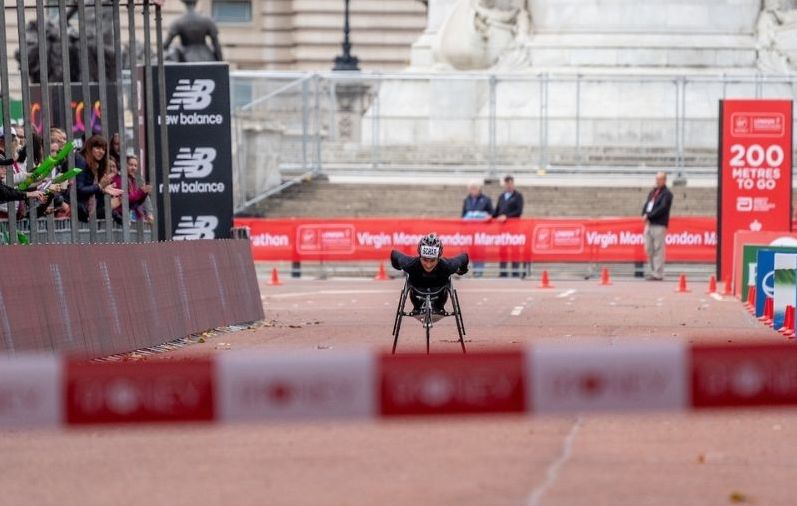 Photo: Bob Martin for Virgin Money London Marathon
