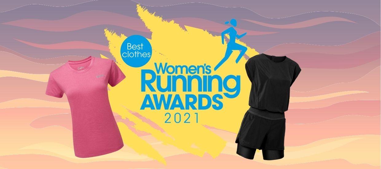 Award-winning women's running clothes 2021