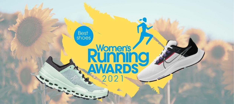 Award-winning women's running shoes 2021